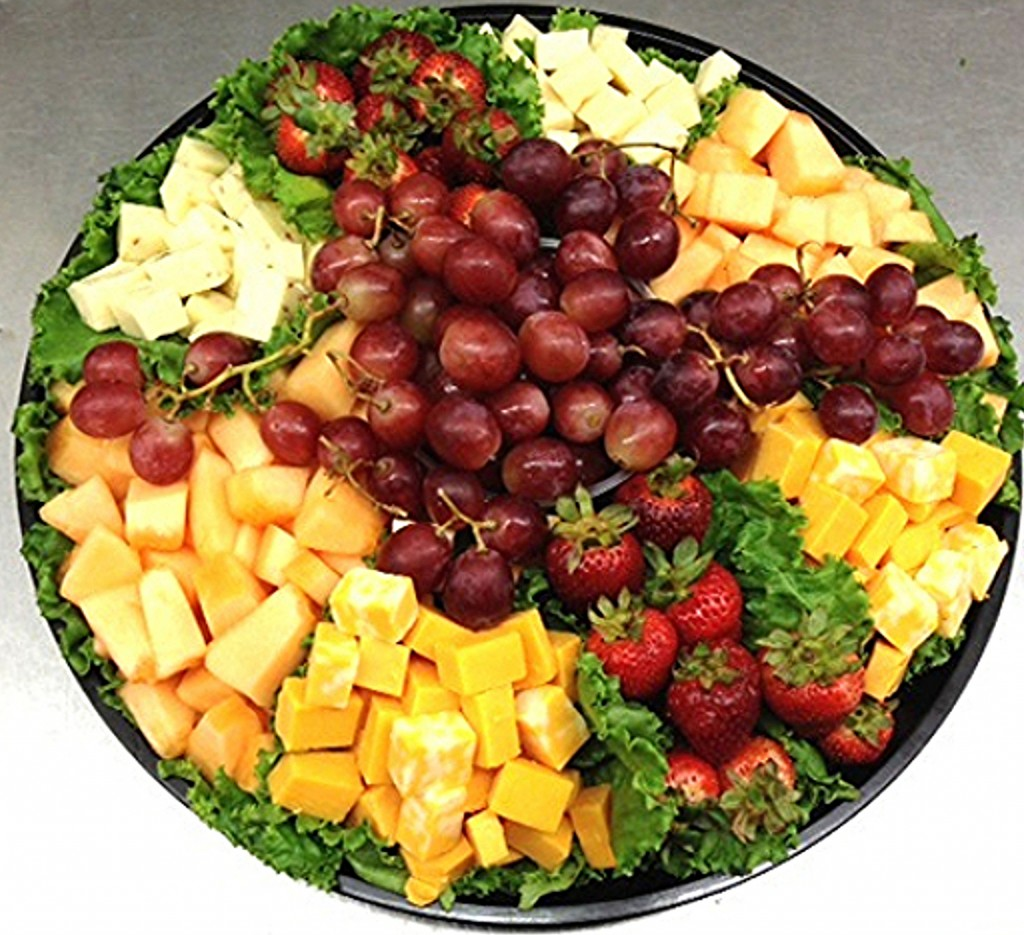 Fruit-and-Cheese-platter