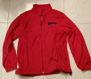 Rubinos Fleece Red