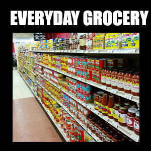 Everyday Grocery- Our grocery aisles are filled with trusted brands you can rely on.