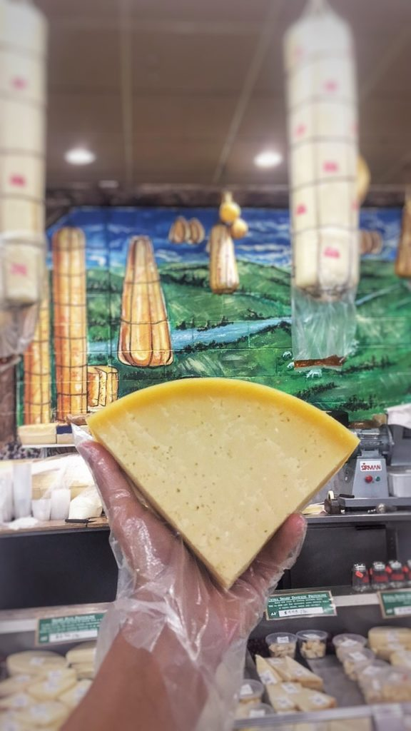 cheese blurred instagram