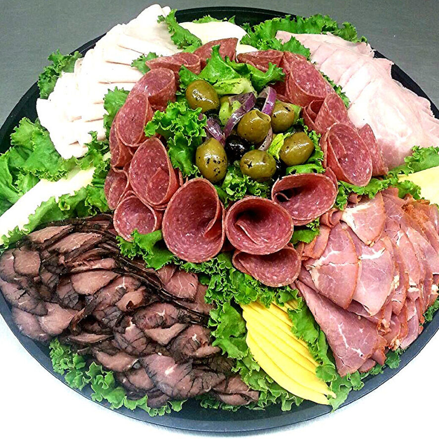 Cold Cut Tray