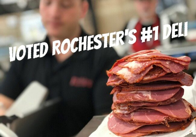 rochesters number 1 deli 2018
